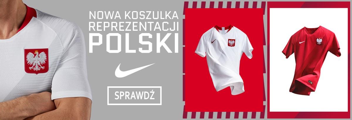 8ad15fbb8 Nadszedł też moment na prezentację strojów reprezentacji Polski w piłce  nożnej. Jak zatem wygląda najnowsza, długo wyczekiwana odsłona koszulek  polskiej ...