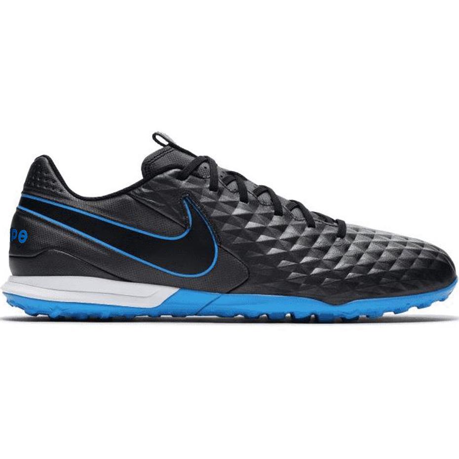 Nike, Buty męskie, Tiempo Legend 8 PRO TF AT6136 004, czarny