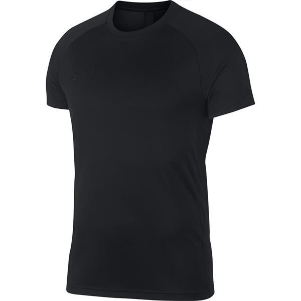 8be08c2687e90a Koszulka męska Nike M Dry Academy SS czarna AJ9996 011 - Sklep piłkarski  NO10.pl