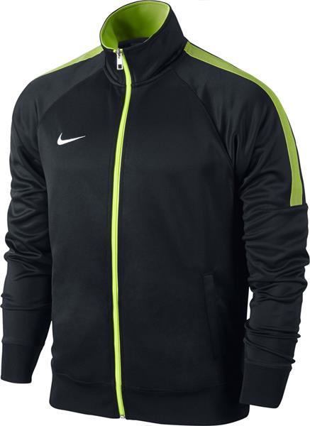 BLUZA NIKE TEAM CLUB TRAINER grafitowa 658683 011