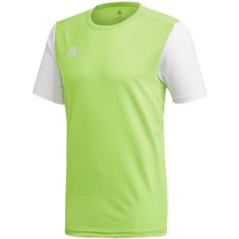 Koszulka męska adidas Estro 19 Jersey limonkowa DP3240