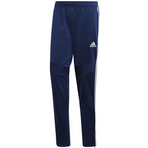 Spodnie męskie adidas Tiro 19 Polyester Pants granatowe DT5181