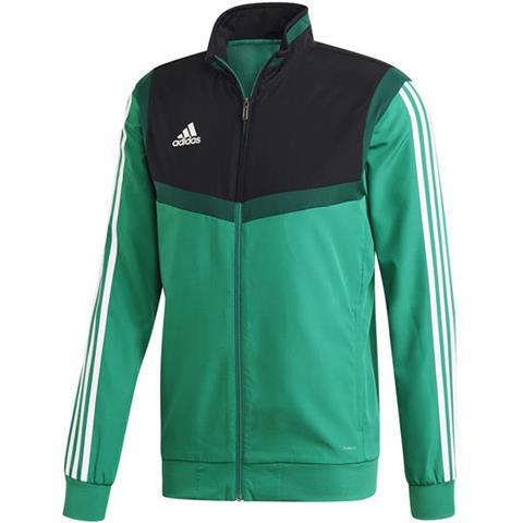 Bluza męska adidas Tiro 19 Presentation Jacket zielona DW4788