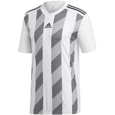 Koszulka męska adidas Striped 19 Jersey biała DP3202 Sklep