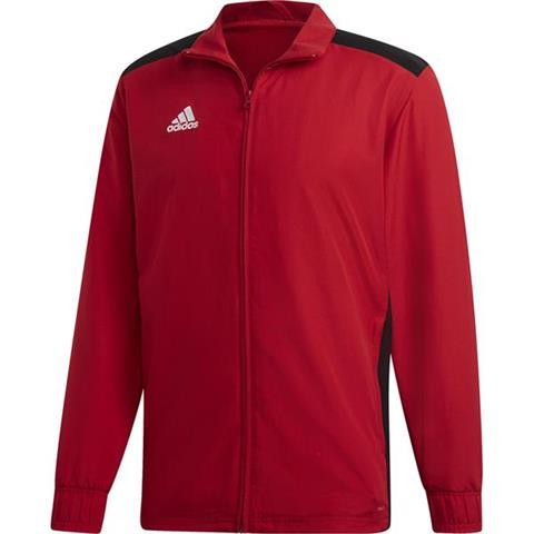 Bluza męska adidas Regista 18 Presentation Jacket czerwona