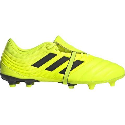 Buty piłkarskie adidas Copa Gloro 19.2 FG czarno żółte BB8089