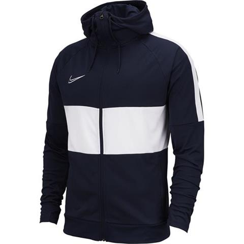 Bluza męska Nike Team Club 19 Fleece Hoodie PO czarna AR3239