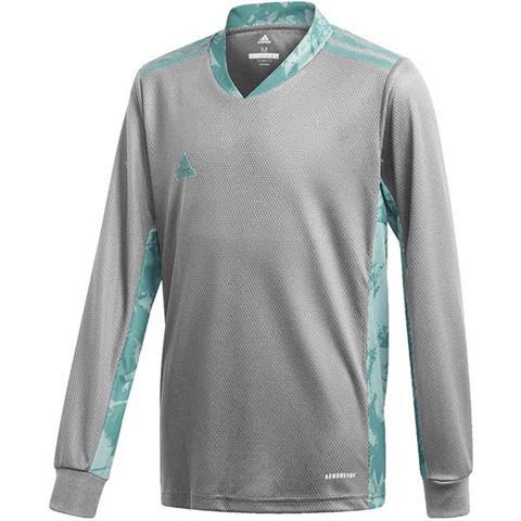 Adidas bluza bramkarska dziecko granatowa