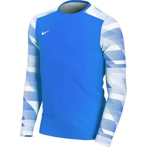 Bluza bramkarska dla dzieci Nike Dry Park IV JSY LS GK JUNIOR czarna CJ6072 010
