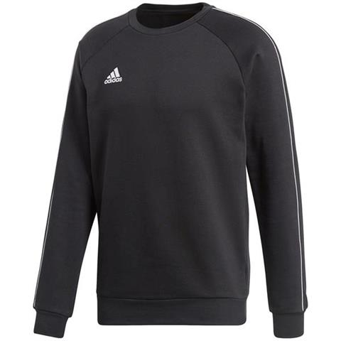 Bluza męska adidas Core 18 Sweat Top czarna CE9064