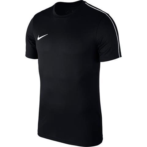 Koszulka męska Nike Dry Park 18 Training Top czarna AA2046